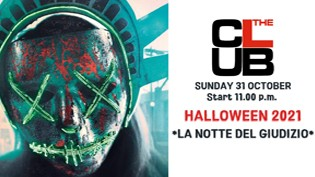 Halloween 2021 @ discoteca The Club