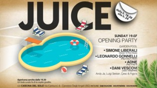 JUICE pres. Sunday Ranch - Opening Party!