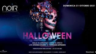Halloween 2021 @ Noir Club & Restaurant