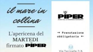 il MARE in COLLINA by Piper Verona!