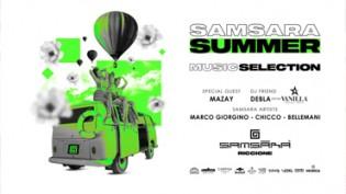 Samsara \\ Music Selection \\ every saturday