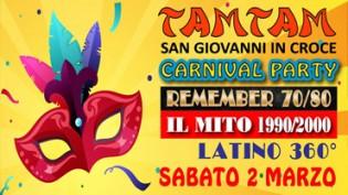 TAM TAM Carnival Party 2019