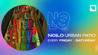 No|Lo Urban Patio • Every Friday and Saturday @ Q club