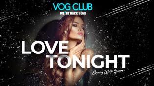 Il Venerdì al Vog Club di Seriate!