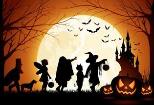 Halloween a Brescia