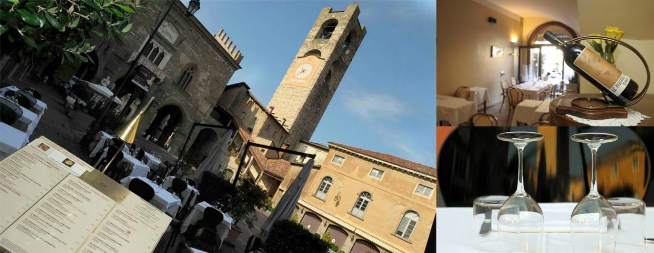 Ristorante tipico Sant'Ambroeus a Bergamo Alta