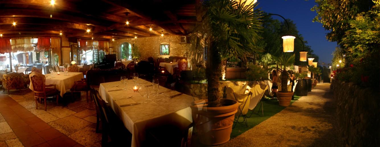 Convento, lago di Garda