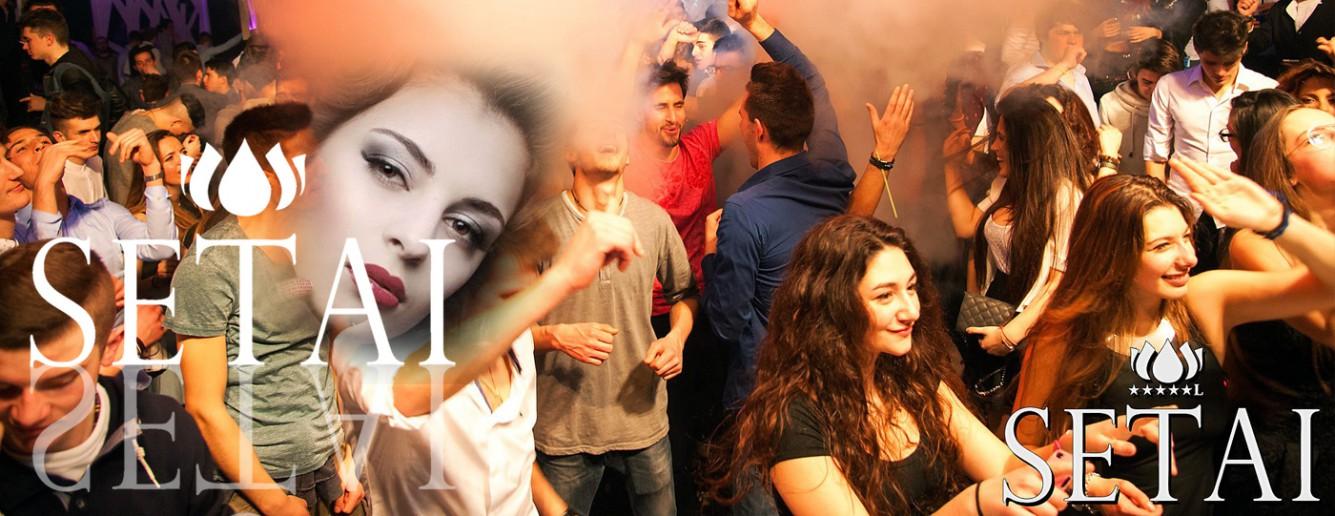 Setai a Orio al Serio, Bergamo: la discoteca dove la musica la fa da padrona!