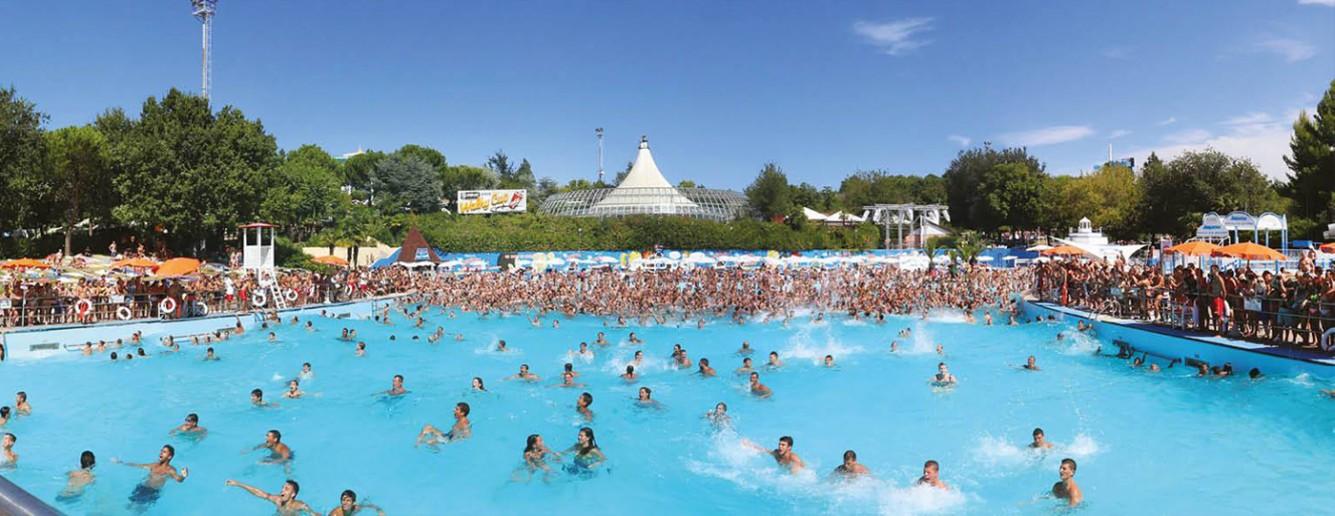 Parco Acquatico Aquafan a Riccione