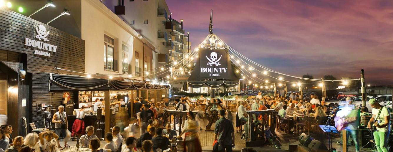 Ristorante Bounty Rimini