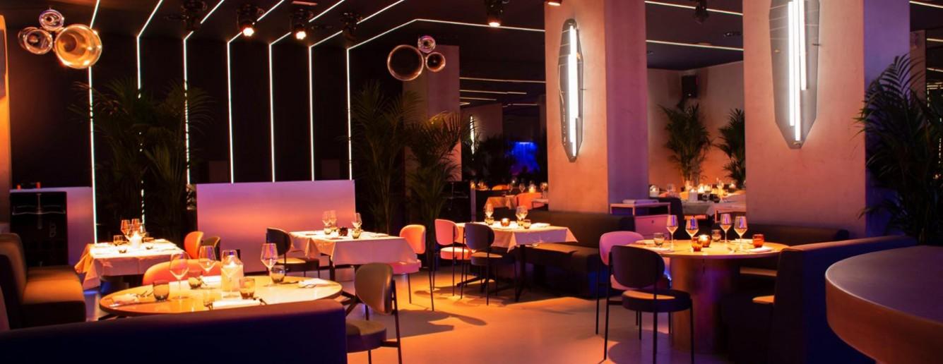 Grace Club Milano, ristorante e discoteca