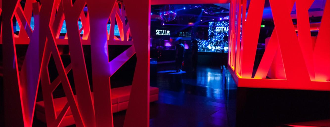 Discoteca Setai a Bergamo