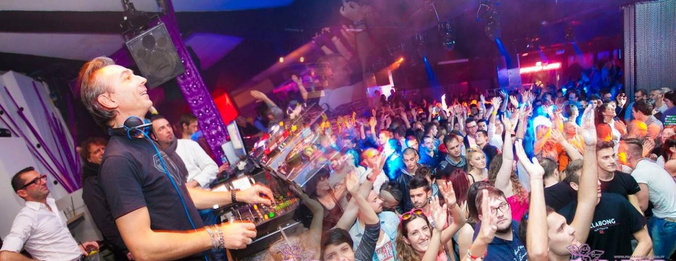 Discoteca Paradiso a Brescia