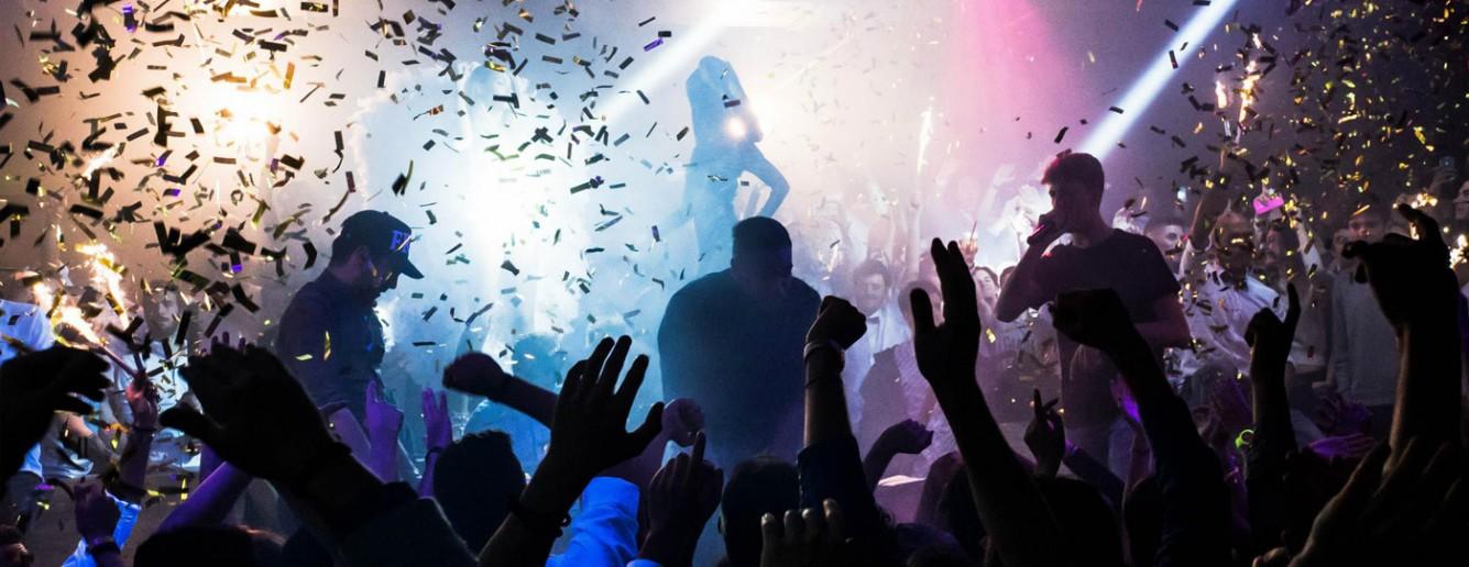 Feste alla discoteca circus beat club di Brescia