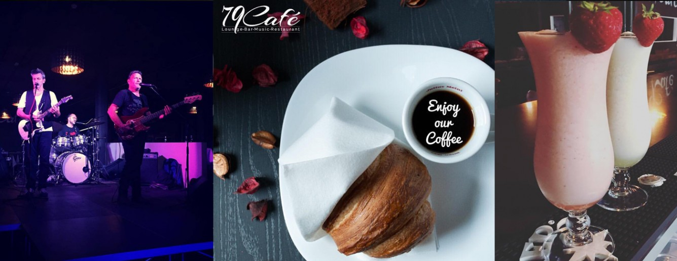 79 Cafè Lounge Bar Music Restaurant a Villanuova sul Clisi