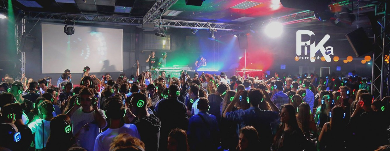Discoteca Pika Future Club a Verona