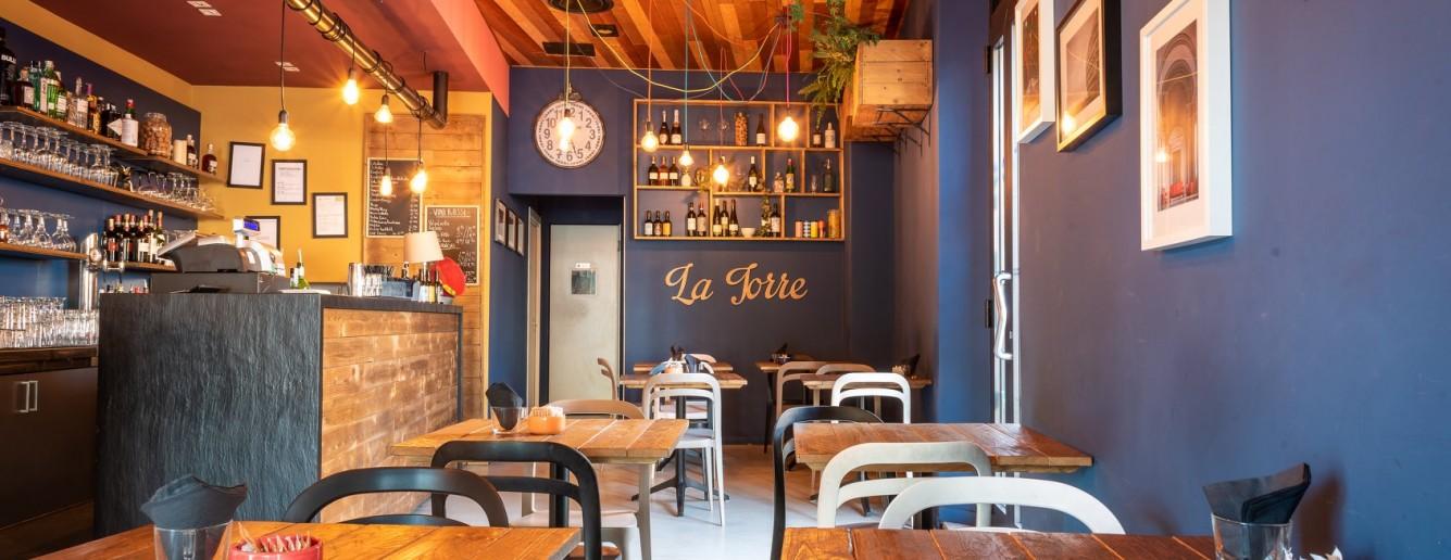 La Torre bar e cucina gourmet Brescia