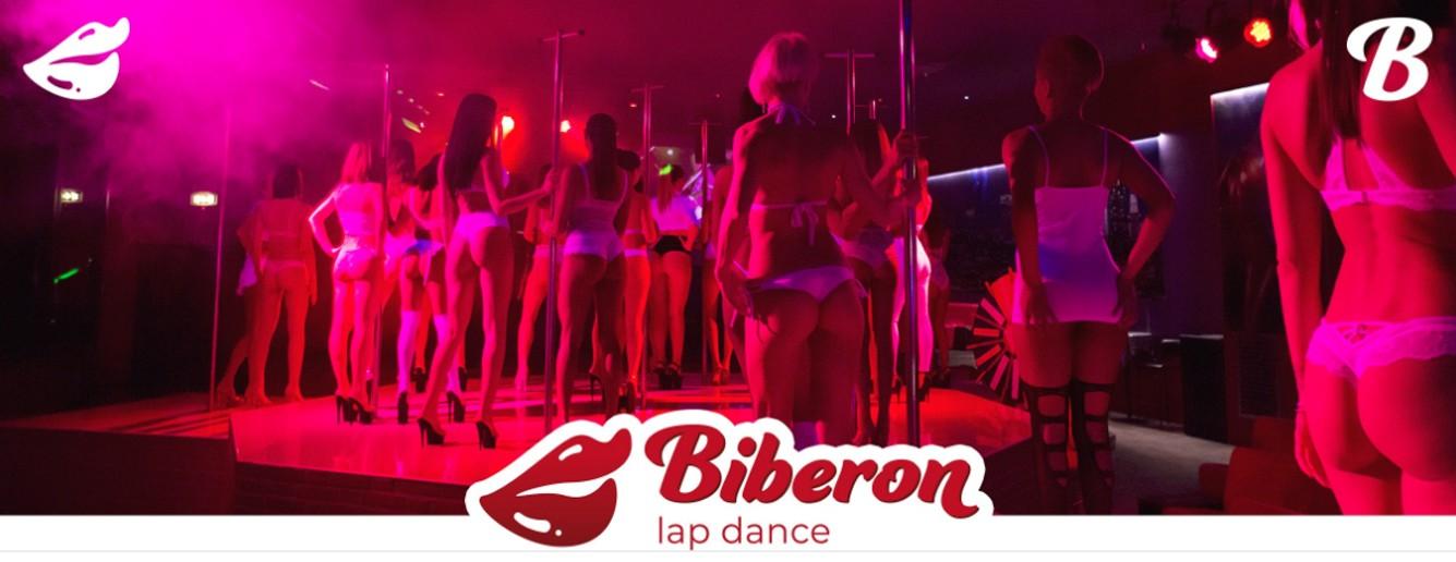 Biberon Lap Dance a Cremona