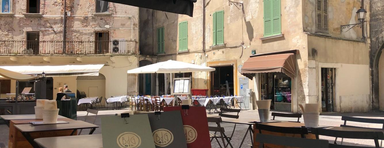 Bottega del Garzone a Brescia
