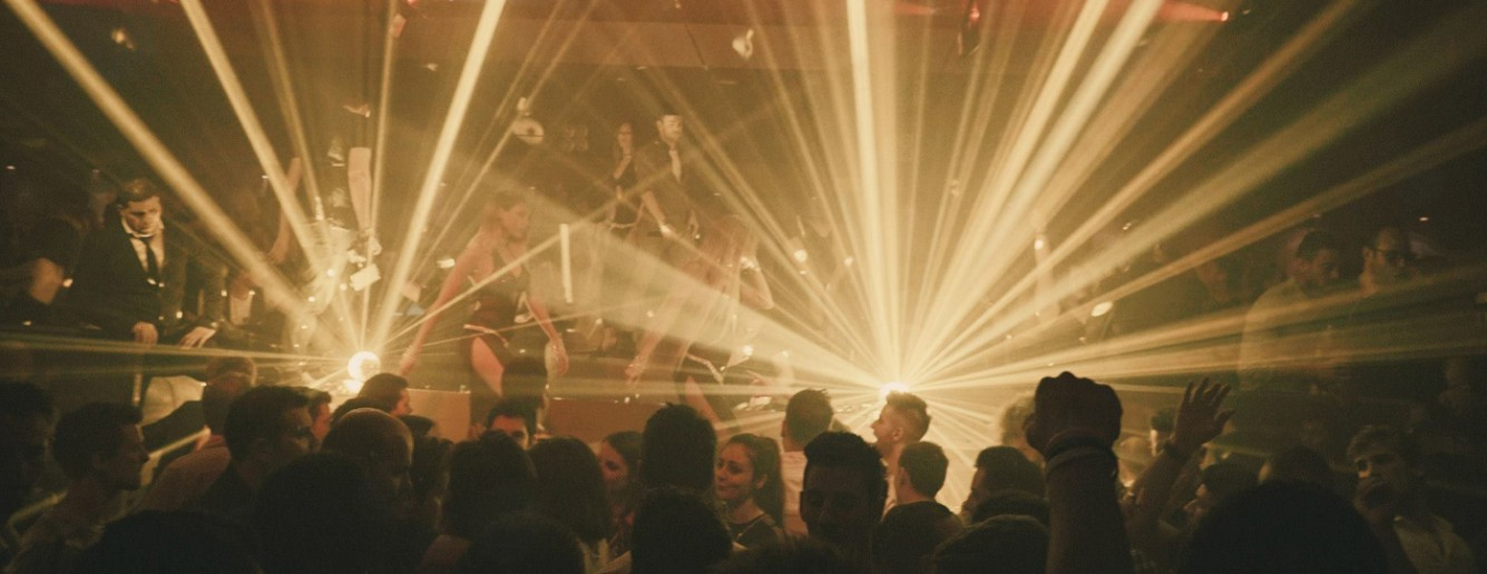 Addio al nubilato alla discoteca circus beat club