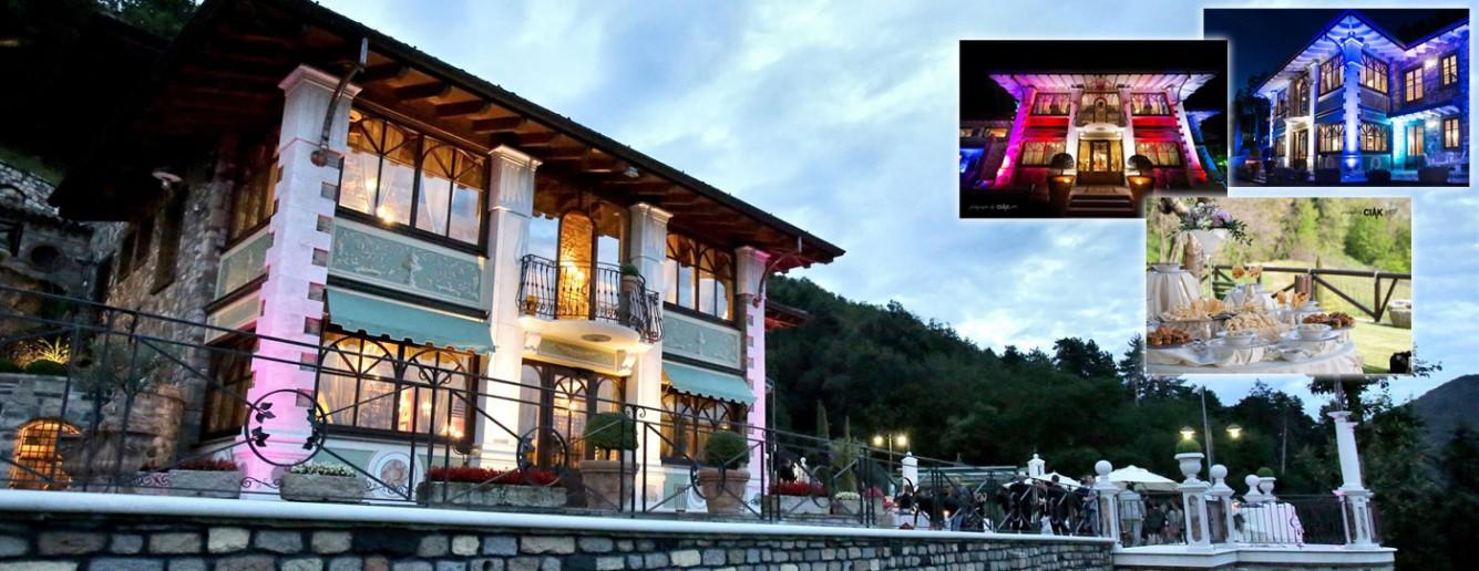 Ristorante Locanda Armonia a Trescore Balnerario, Bergamo