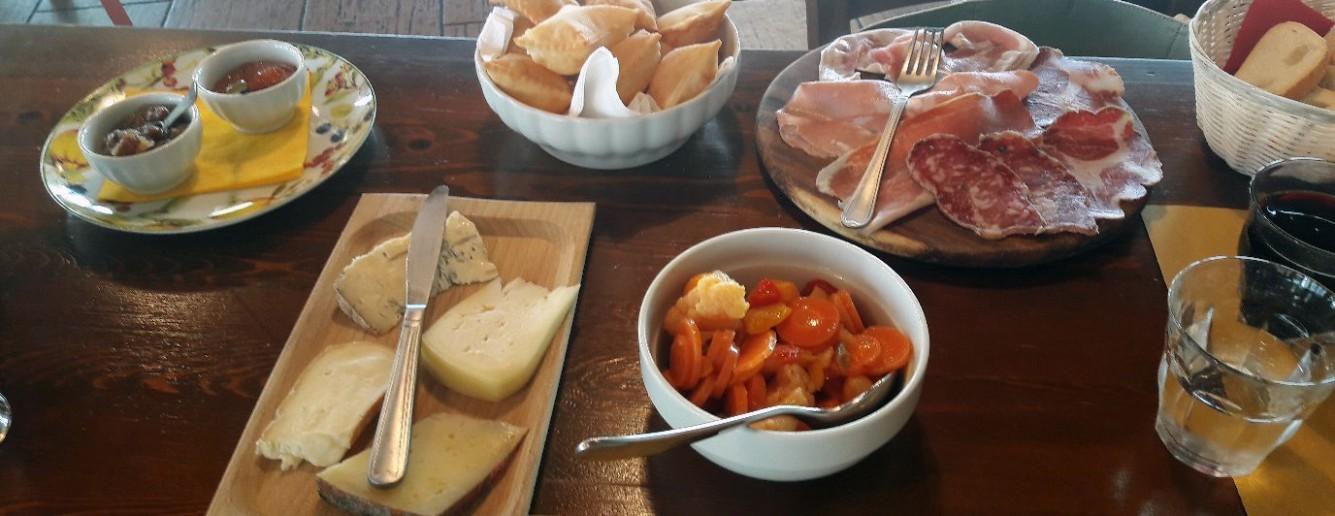 Cavaliere Nero Caffè ristorante a Podenzano, Piacenza