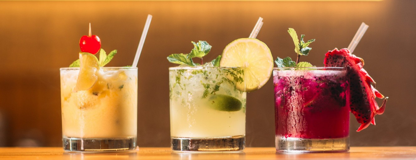 I cocktail analcolici IBA internazionali più buoni e famosi