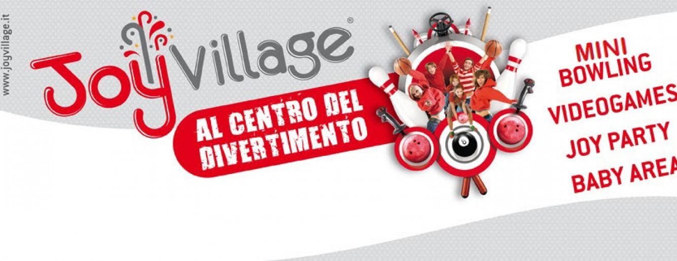JoyVillage - BresciaC\o Centro Comm.Freccia Rossa