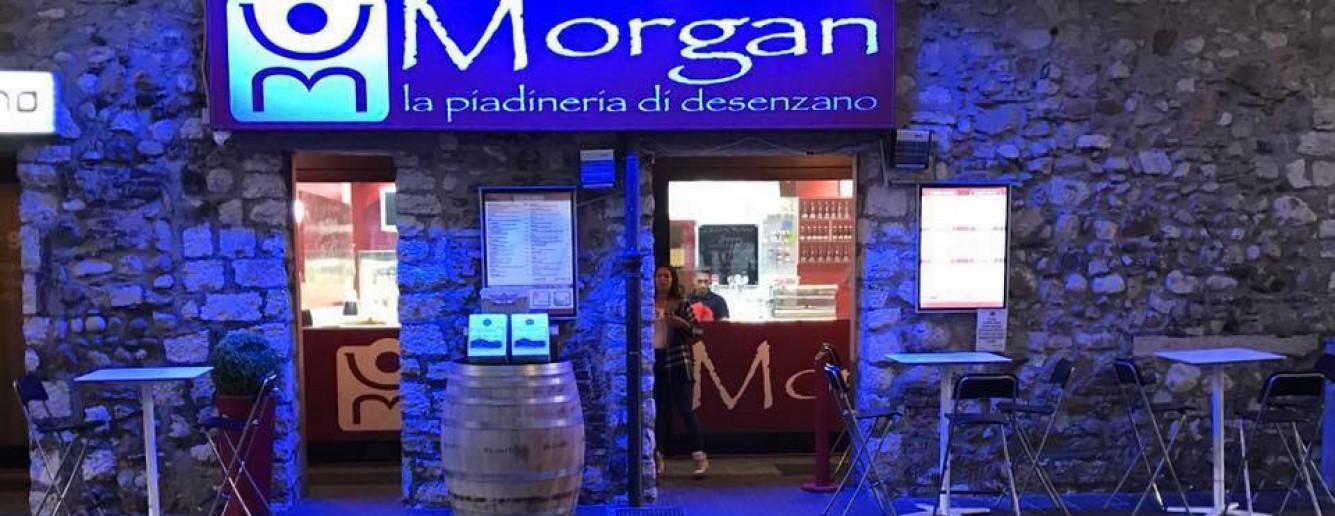 Morgan Piadineria a Desenzano del Garda, Brescia