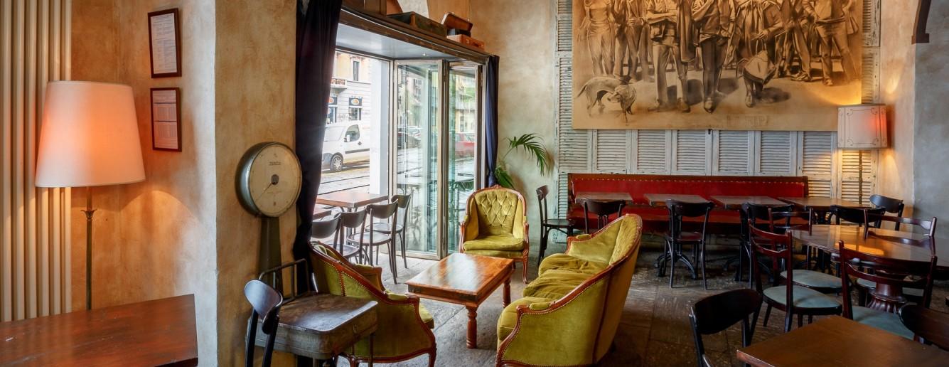 PINCH - Spirits & Kitchen a Milano