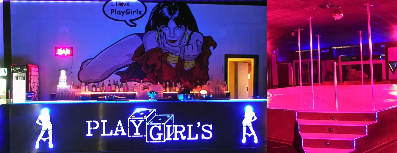 Play Girl's night club a Castelvetro Piacentino