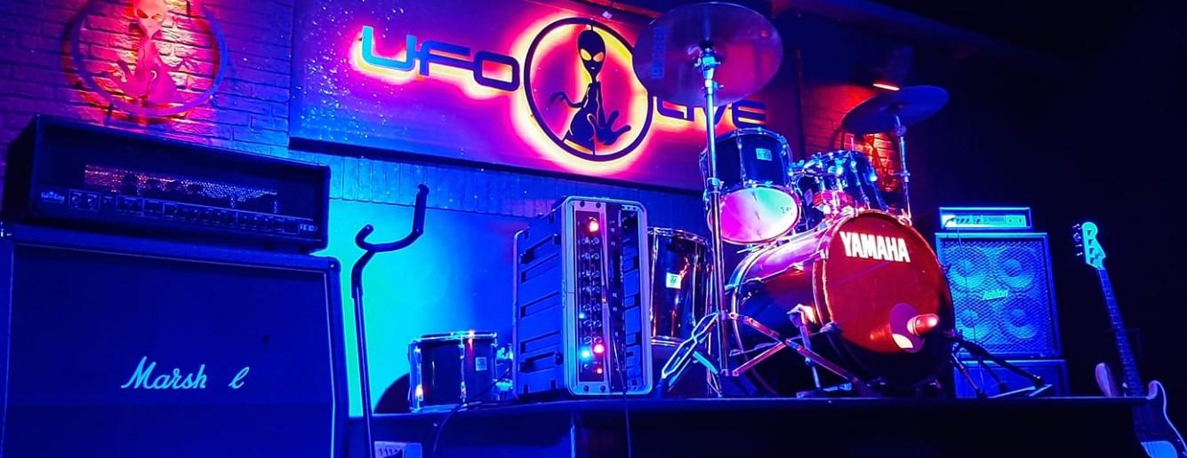 Ufo Rock Live a Mozzo (Bergamo)