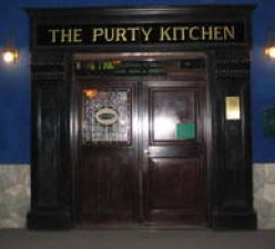The Purty Kitchen Irish Pub