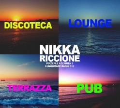 Nikka/ Club & Lounge a Riccione