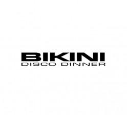 Bikini disco dinner