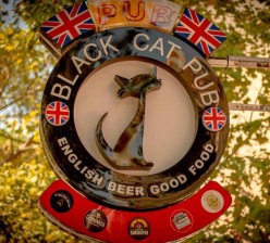The Black Cat Pub