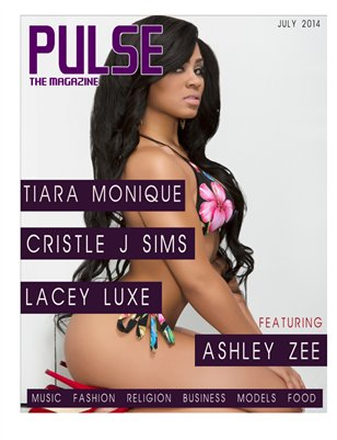 Pulse the magazine July Model issue