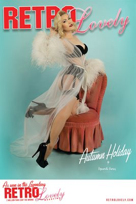 Autumn Holiday Cover Poster 2