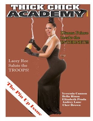 The Thick Chick Academy Pinup Issue