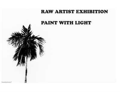 RAW ARTIST EXHIBITION