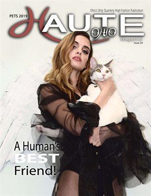 Haute Ohio Magazine Pets 2019- Issue 24