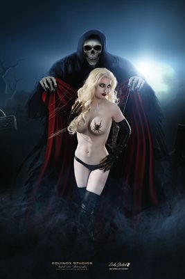 Lady Death Poster 2
