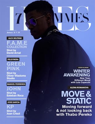 7Hues Hommes N'26 – January 2021