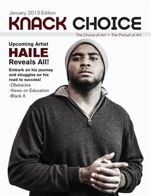 Knack Choice January Issue