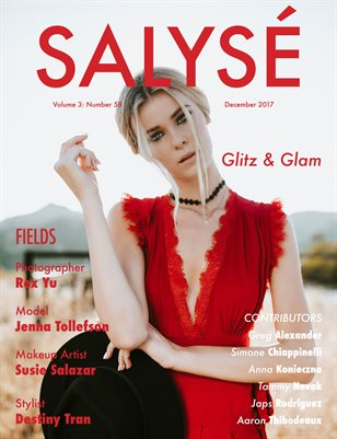 SALYSÉ Magazine | Vol 3:No 58 | December 2017 |