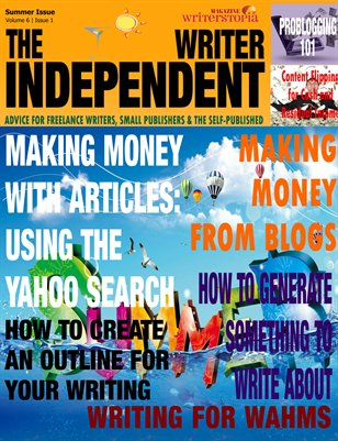 The Independent Writer Summer 2012