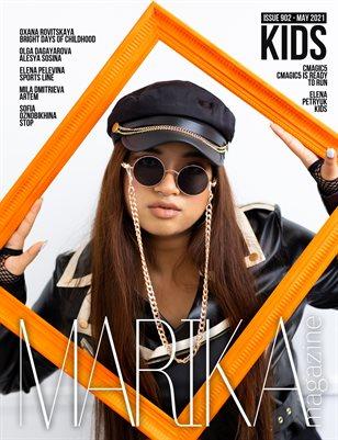 MARIKA MAGAZINE KIDS (ISSUE 902 - MAY)