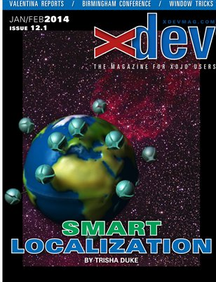 "Issue 12.1 (""Smart Localization"")"
