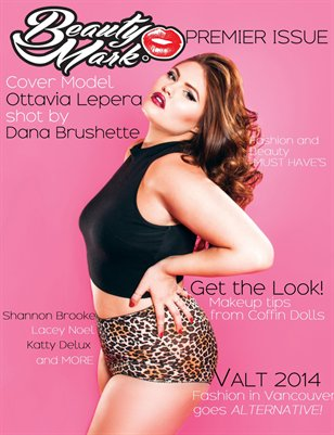 Beauty Mark Magazine Issue 1