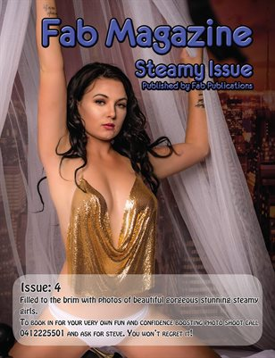Fab Magazine Steamy Issue 4